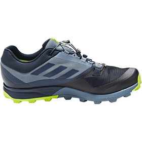 adidas TERREX Trailmaker GTX Shoes Men raw steel/legend ink/solar slime